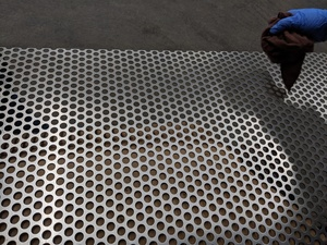 Perforated Metals With Round Holes Up To 36 Inches Wide